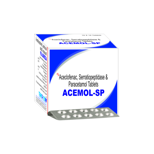 Acemol SP Tablet