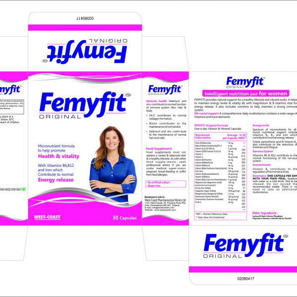 FEMYFIT ORIGINAL box
