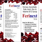 FERINEXT SYRUP