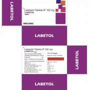 LABETOL TABLETS BOX