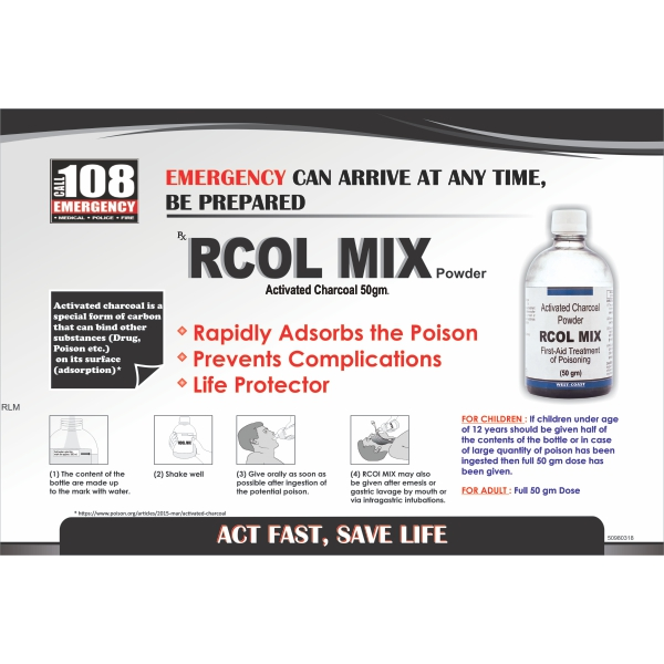 RCOL MIX POWDER
