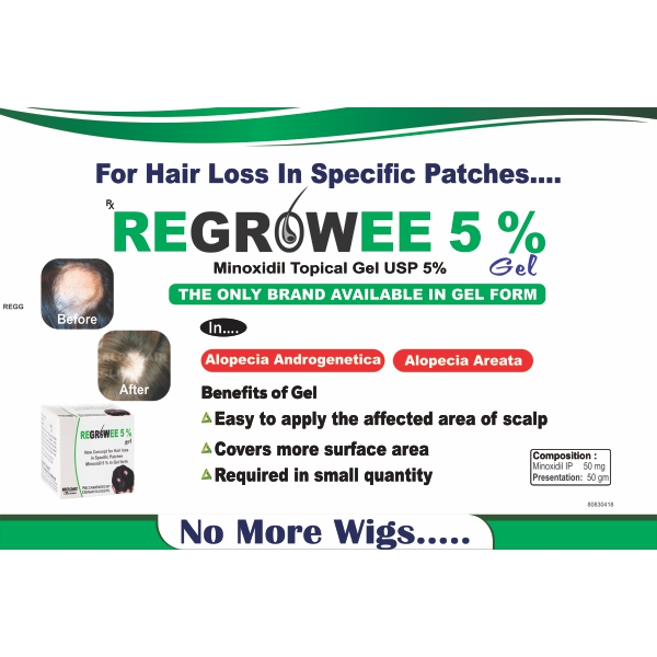 REGROWEE5%GEL