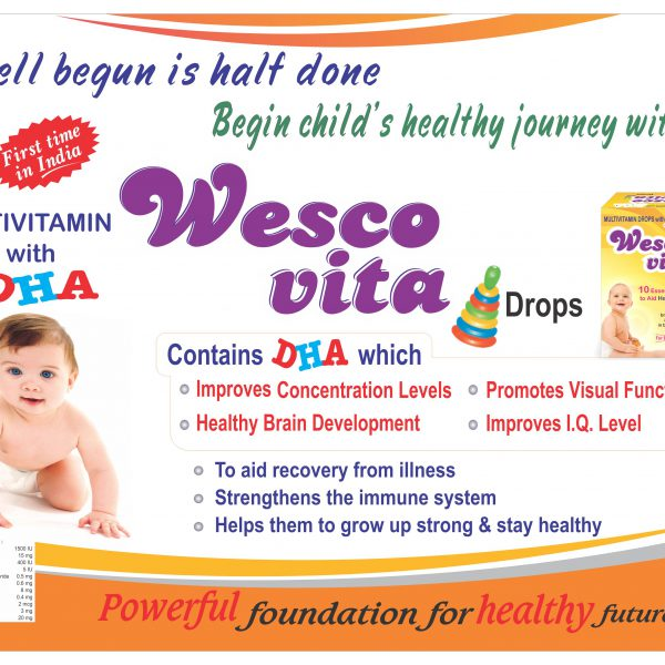Wesco Vita Drops ADD