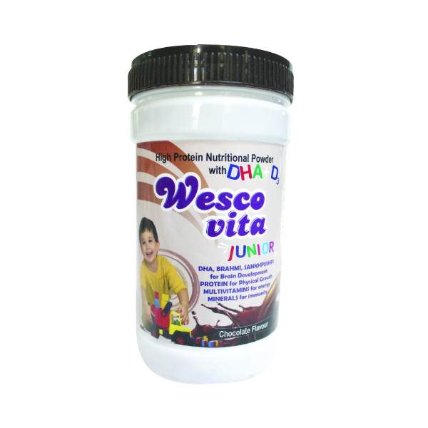 wescovita juniar powderNEW
