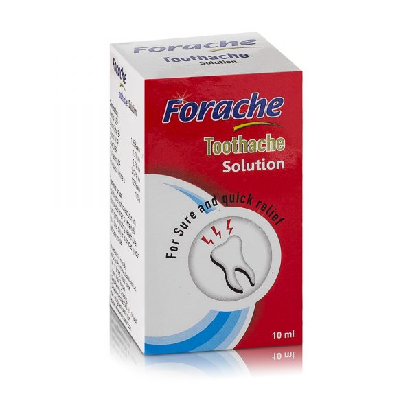 FORACHE TOOTHACHE SOLUTION 2