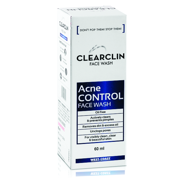 NEW CLEARCLIN FACEWASH