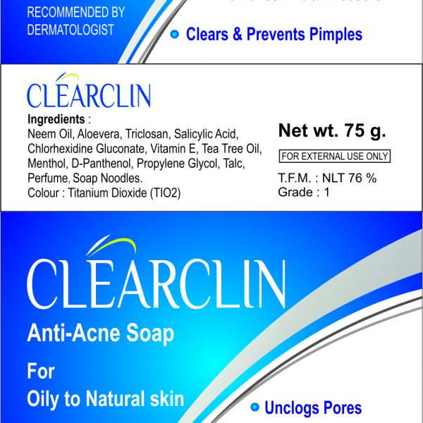 clearclin soap
