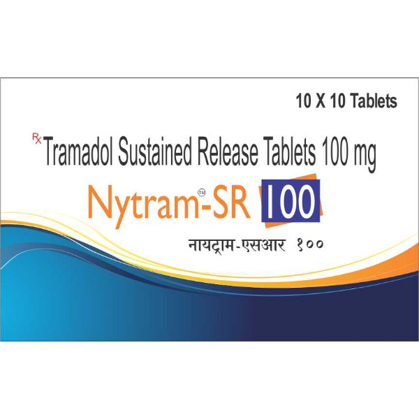 TRAMADOL SUSTAINED RELEASE TABLETS 100 MG