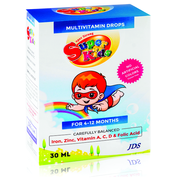 jds multivitamin drops