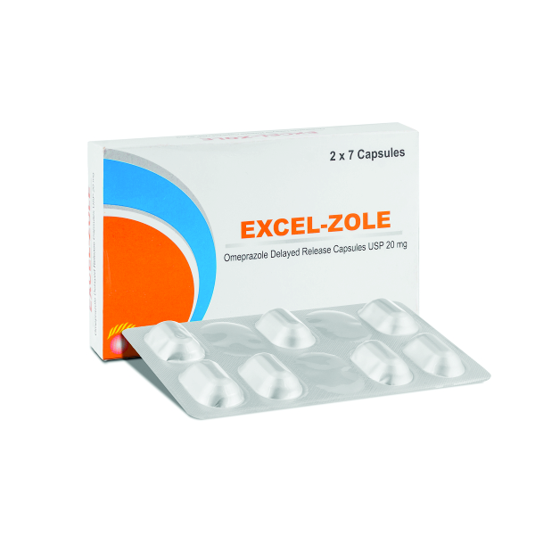 EXCEL-ZOLE 20 MG.