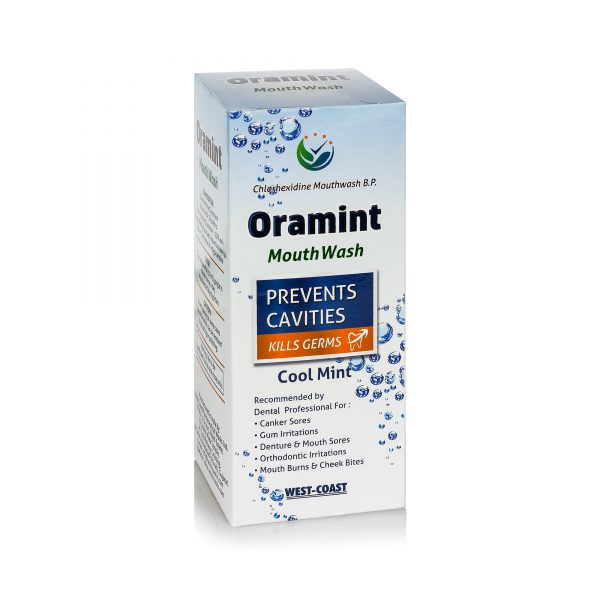 ORAMINT – MOUTH WASH