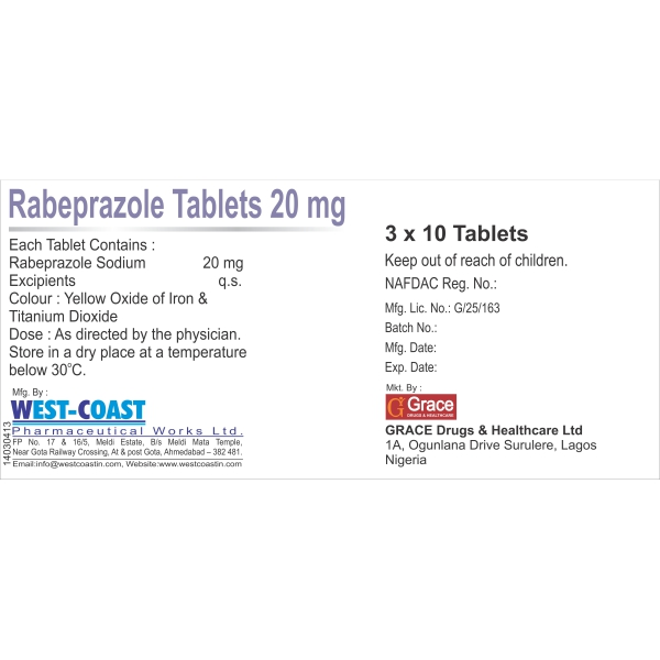 RABEPRAZOLE20MG-GALLARY