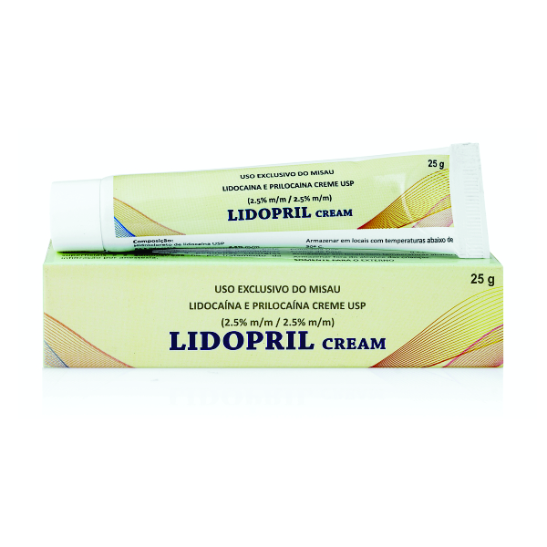 LIDOPRIL CREAM