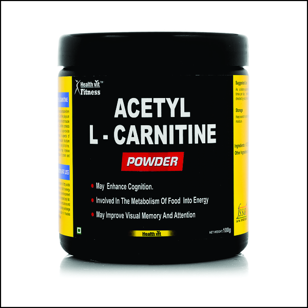 Acetyl L-Carnitine Powder 100g