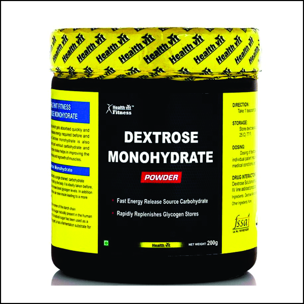 Dextrose Monohydrate Powder- 200gm