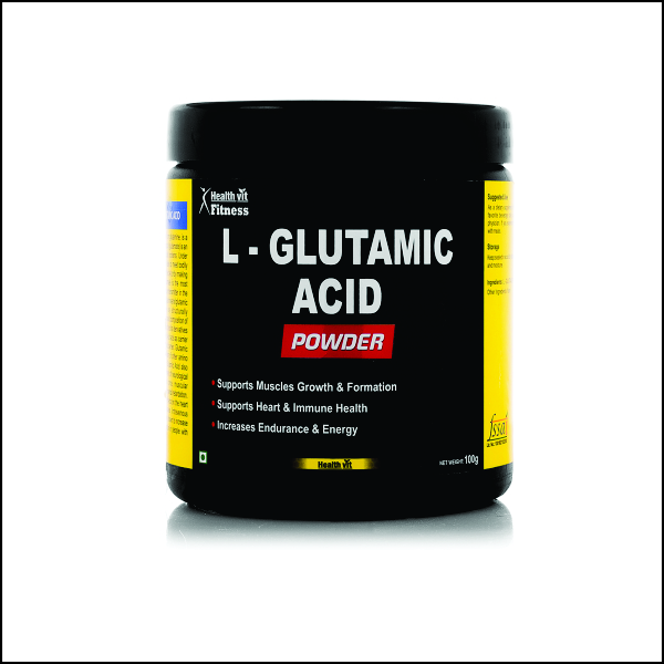 Glutamic Acid Powder 100GMS
