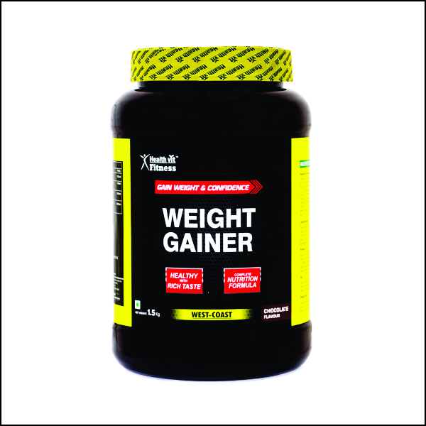 Weight Gainer, Chocolate Flavour 1.5kg 3.3 lbs