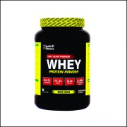 Whey Protein - 1kg2.lbs (Chocolate Flavour)