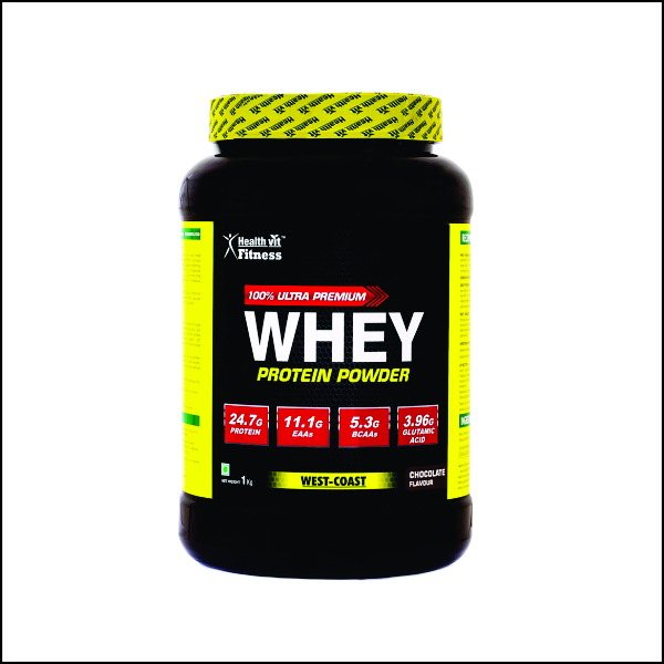 Whey Protein – 1kg2.lbs (Chocolate Flavour)