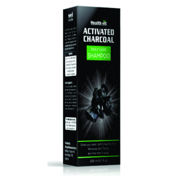 activated charcooal shampoo new