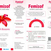 femisof liquid wash(box)
