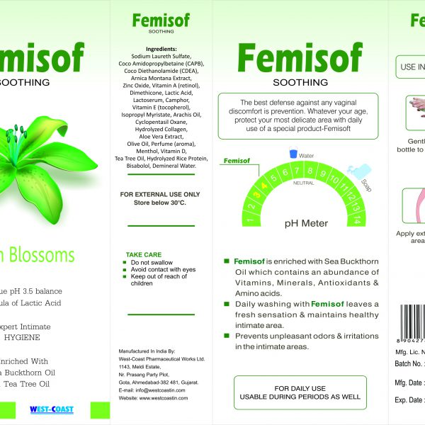 femisof soothing(box)