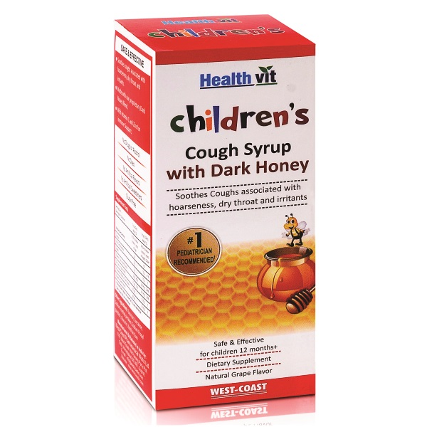 CHILDREN COUGH red