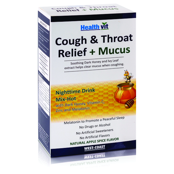 COUGH & THROAT RELIEF+MUCUS