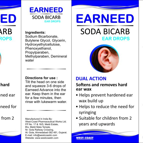 earneed Soda bicarb