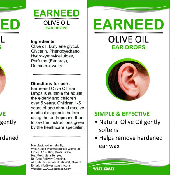 earneed olive oil