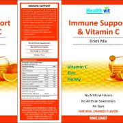 immune support & vitamin c