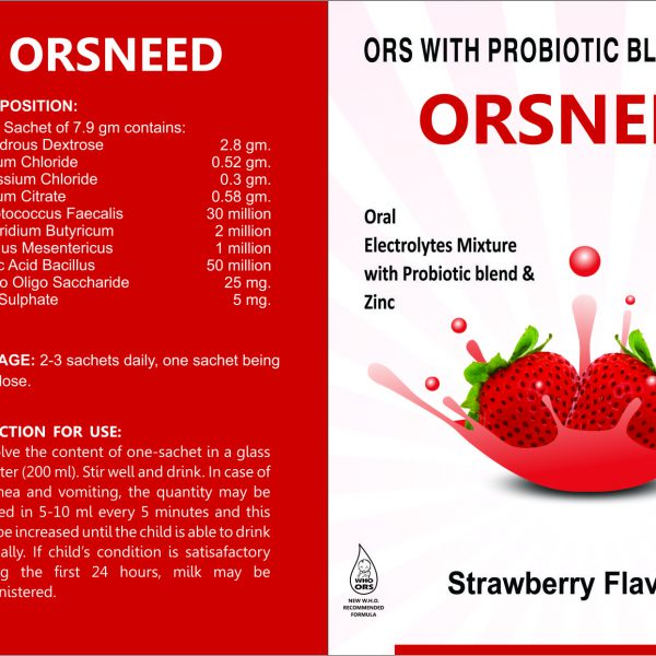orsneed strawberry