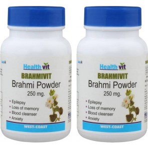 HealthVit-BRAMHIVIT-Bramhi-powder-250-mg-60-Capsules-Pack-of-2-1