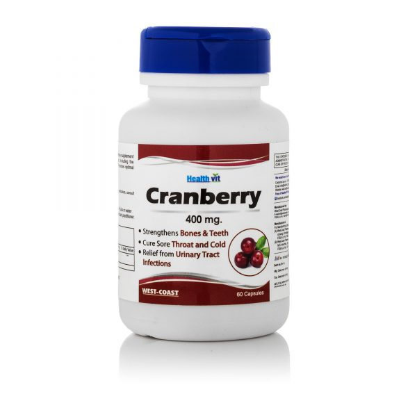 Healthvit-Pure-Cranberry-Extract-400-mg.-60-Capsules-For-Fat-Loss-Women-Care-1