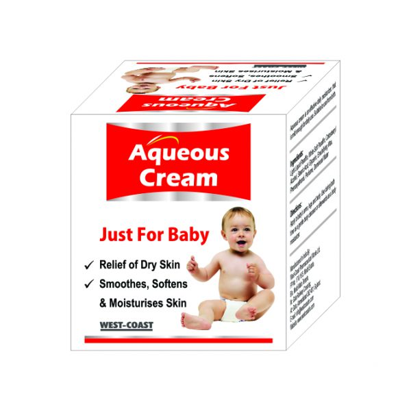 Aqueous Cream baby