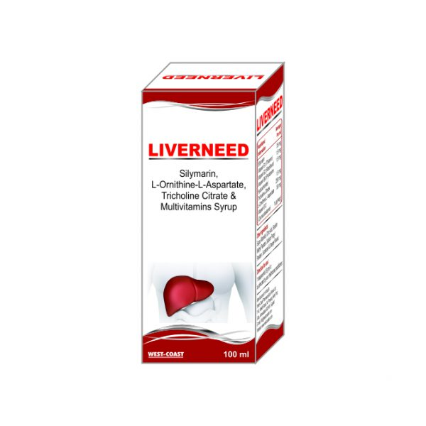 Liverneed Syrup