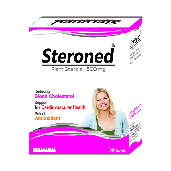 STERONED