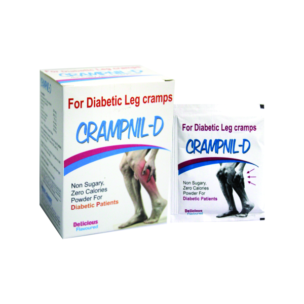 crampnil -d with pack