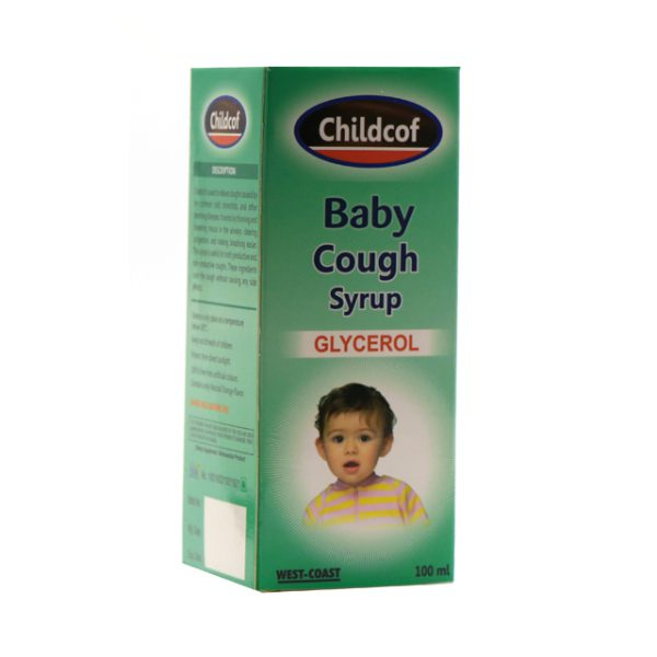 CHILDCOF -GLYCEROL (BABY COUGH SYRUP)