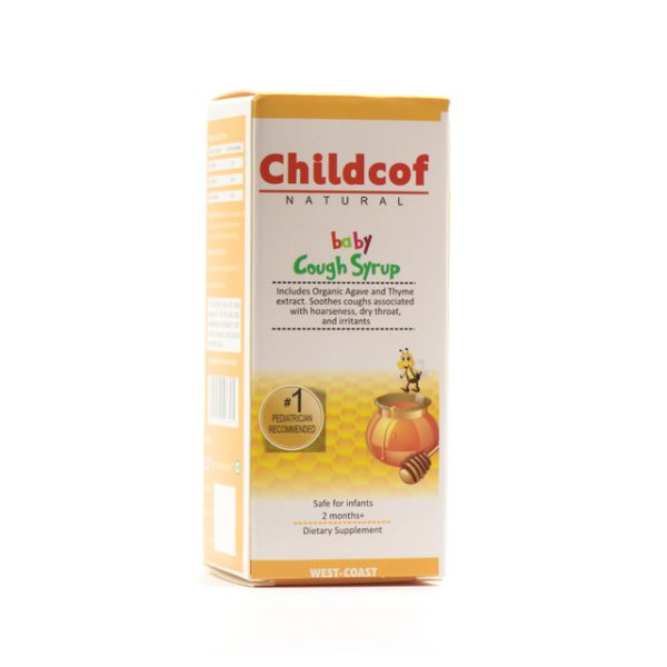CHILDCOF -NATURAL (BABY COUGH SYRUP)