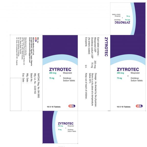 ZYTROTEC TABLETS (2X10) BOX