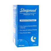 SLEEPNEED-3MG ADVANCED SLEEP SUPPORT