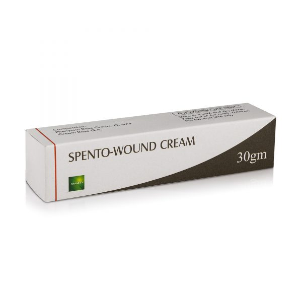 PHENYTOIN BASE CREAM 1% (SPENTO-WOUND CREAM )
